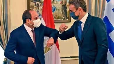 صورة رئيس وزراء اليونان: ندعم موقف مصر فى قضية سد النهضة لأن النيل مسألة حياة.