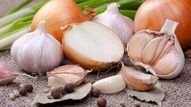 صورة استشاري تغذية: البصل والثوم أفضل المزروعات على وجه الأرض