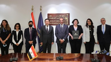صورة اتفاقية تعاون بين مصر وسنغافورة لنقل المعرفة في مجال «الذكاء الاصطناعي»