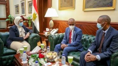 صورة وزيرة الصحة: إنشاء أول مستشفى مصري في جيبوتي للأطفال والنساء بتوجيهات رئاسية
