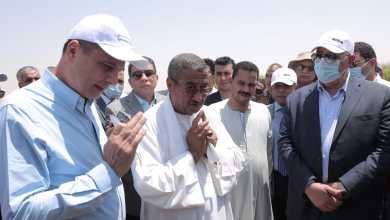 صورة البنك الزراعي المصري يمول تجربة زراعة القصب بالشتلات والري الحديث والطاقة الشمسية في الصعيد