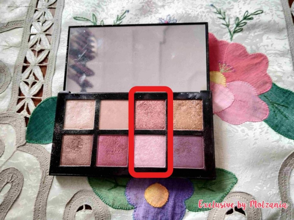 eyeshadow glass skin