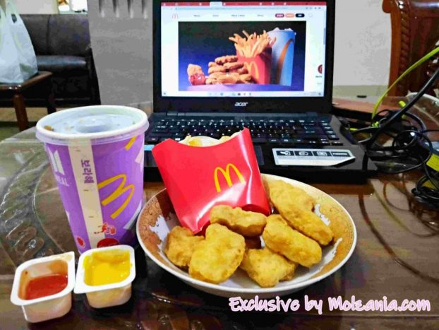 REVIEW BTS MEAL MCDONALDS INDONESIA