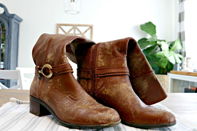 How To Clean Leather Boots And Shoes Easily And Naturally