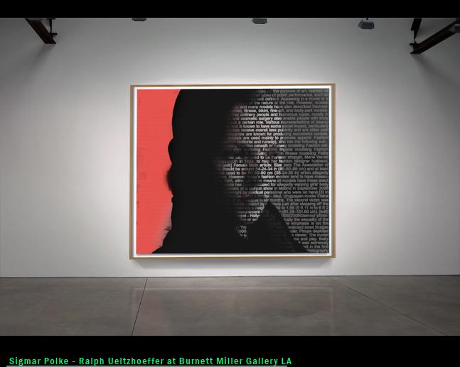 Sigmar Polke - Ralph Ueltzhoeffer