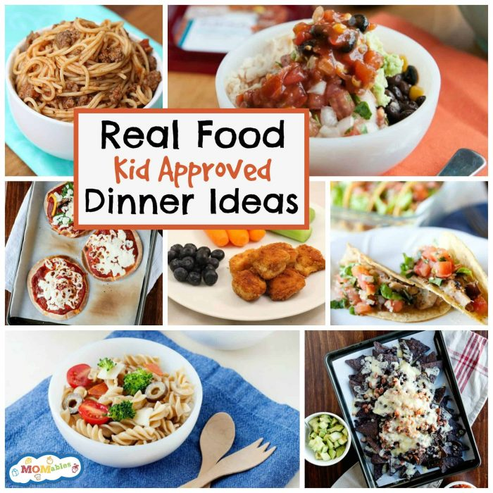 Great Food Ideas Dinner