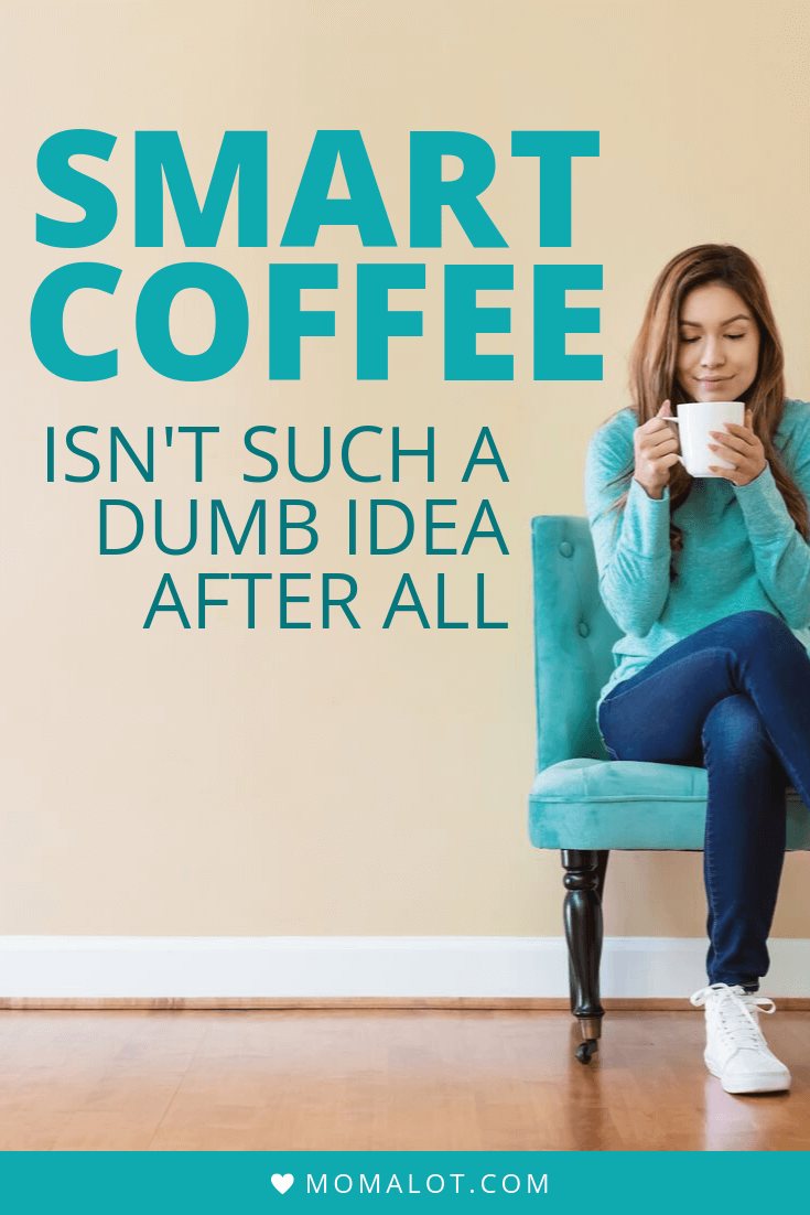 Smart Coffee Isn't So Dumb After All