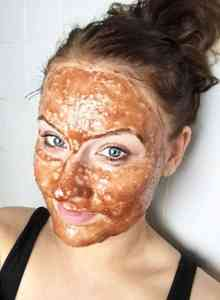 Nutella masker