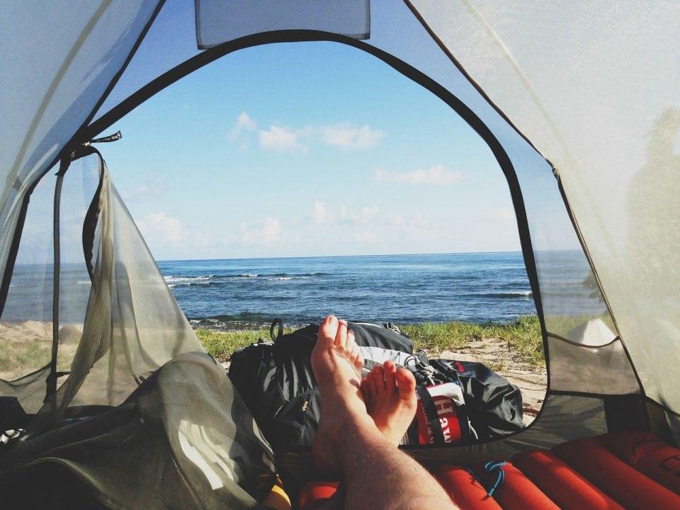 campings bij het gardameer