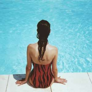 Zwanger en zwemmen, in een badpak of bikini?