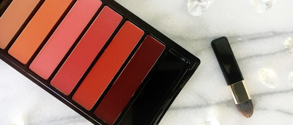 L'Oreal Color Riche La Palette Glam Lips