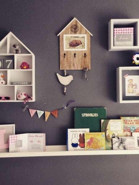 Babykamer, verbouwing en het hormonale roze-virus