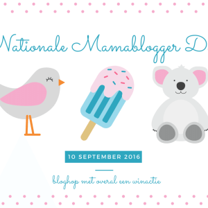 54 winacties op Nationale Mama Bloggers Dag | Win Sans Online Shoptegoed!