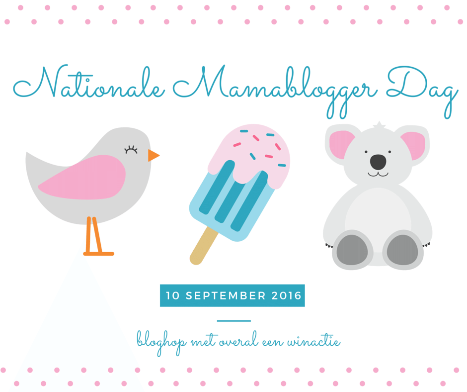 Nationale Mama Bloggers Dag