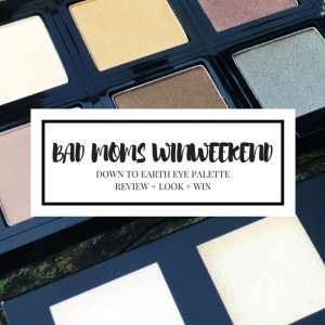 Down to Earth Eye Palette | The Body Shop Review