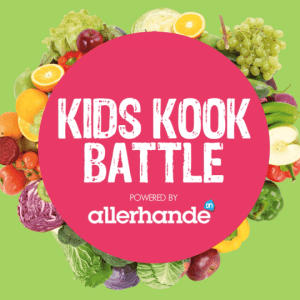 Doe jij mee aan de Kids Kook Battle powered by Allerhande?
