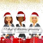 Alle acties van de 12 Days of Christmas Giveaway
