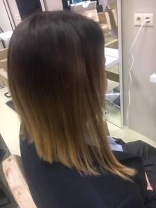 nieuwe haar look