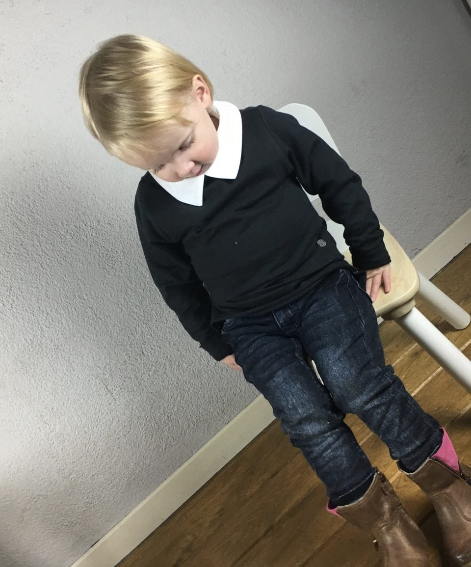 Peuter outfit vingino