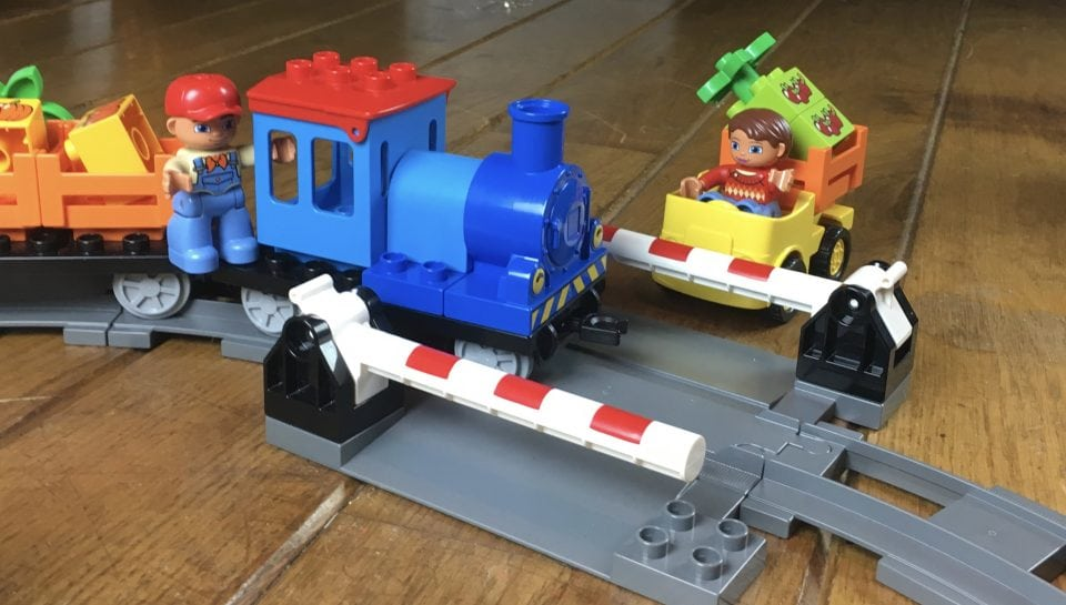 perfecte cadeau Lego Duplo duwtrein review