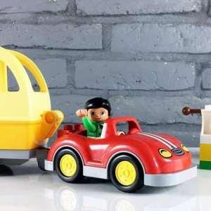 Kerst Cadeautip: LEGO Duplo Paardentrailer