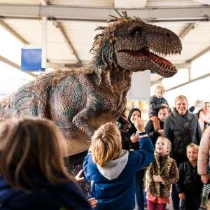 Nancy | NS T-Rex Espress, Naturalis & Dino Trix