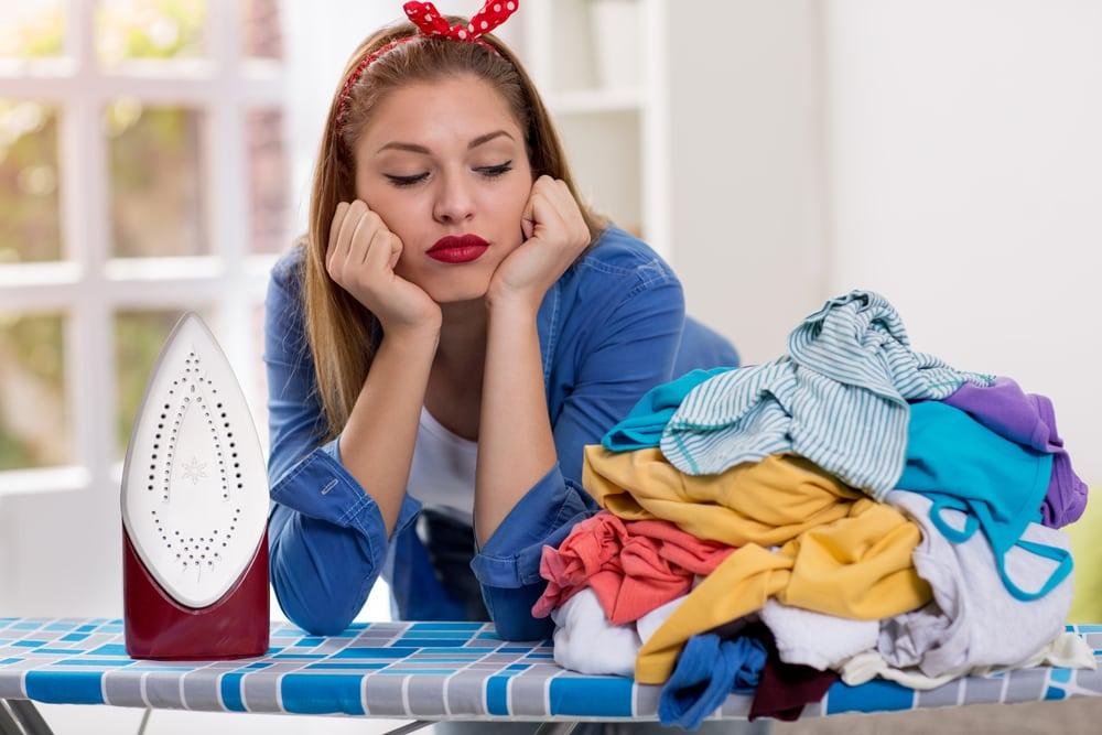 wasregels voor het hele gezin, schoonmaak tips voor luie vrouwen