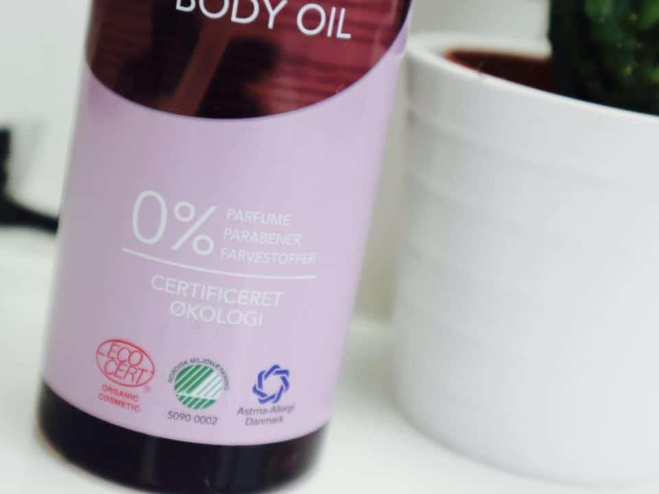 Derma Eco Woman Body Oil