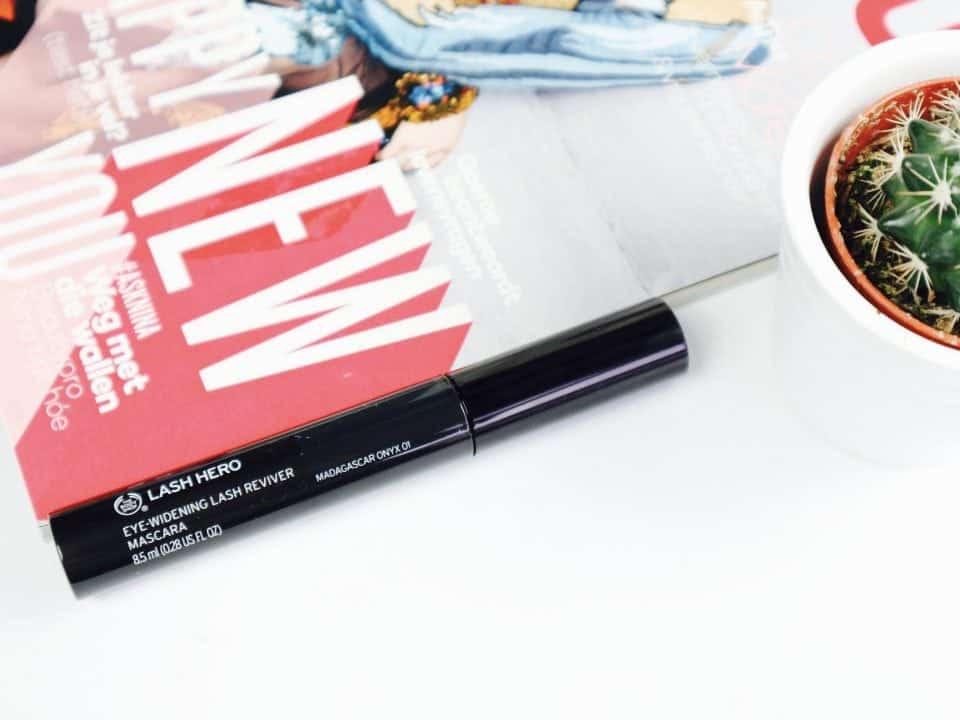 The body shop lash hero mascara review