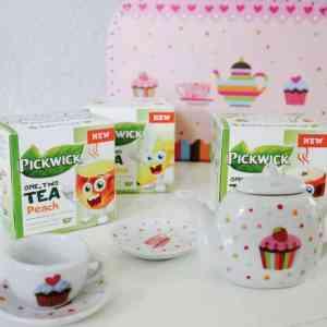 Pickwick One Two Tea: Een gezond alternatief voor frisdrank en sap