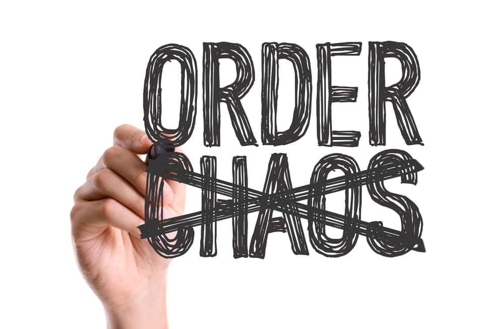 gestructureerde chaos