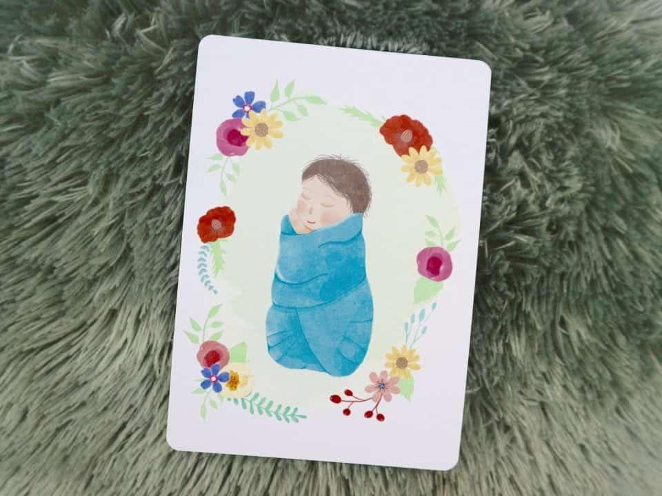 draagkaart dragen draagmoeder