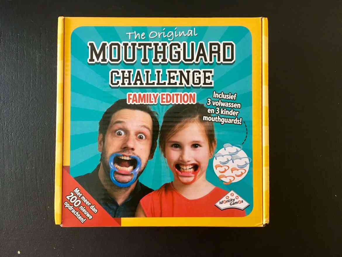 Mouthguard Challenge Family