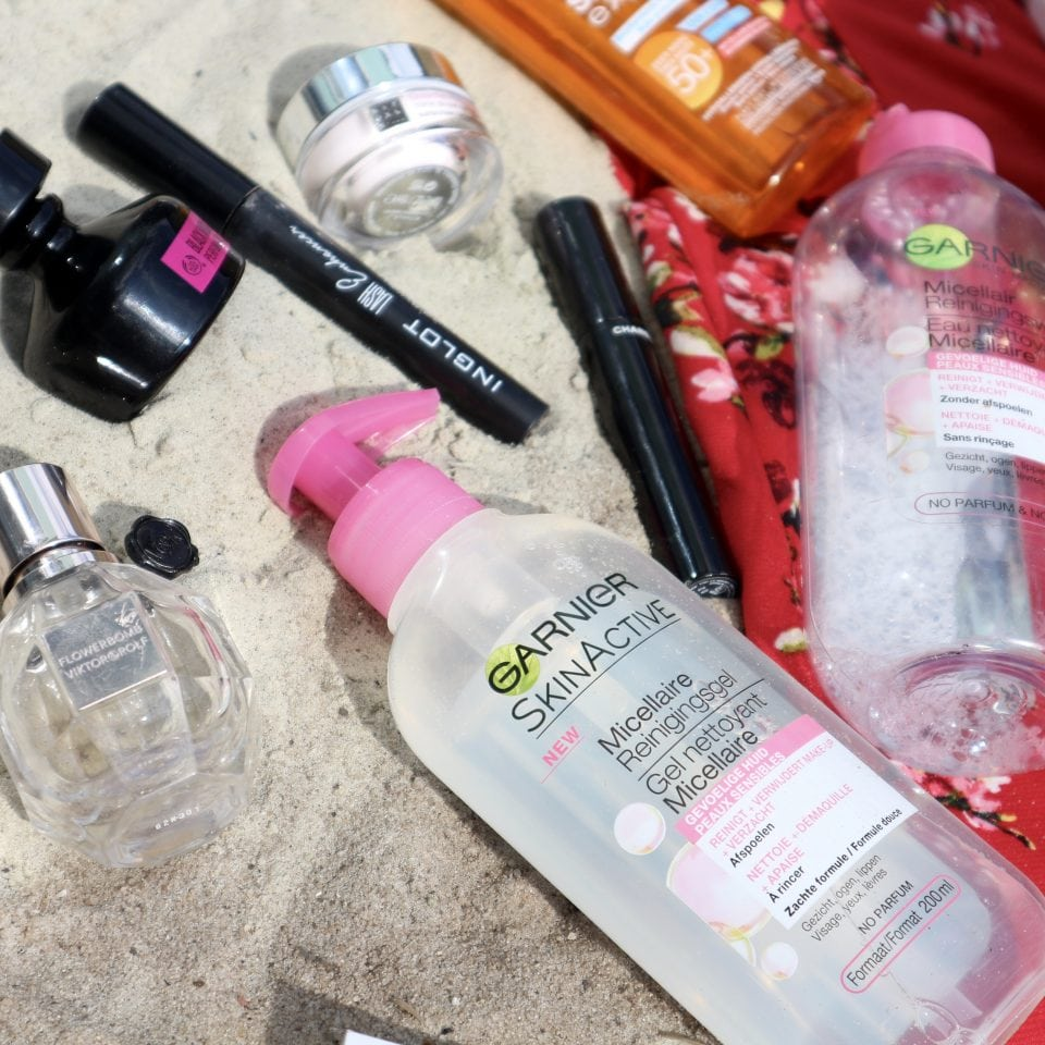 favoriete beauty producten in de zomer