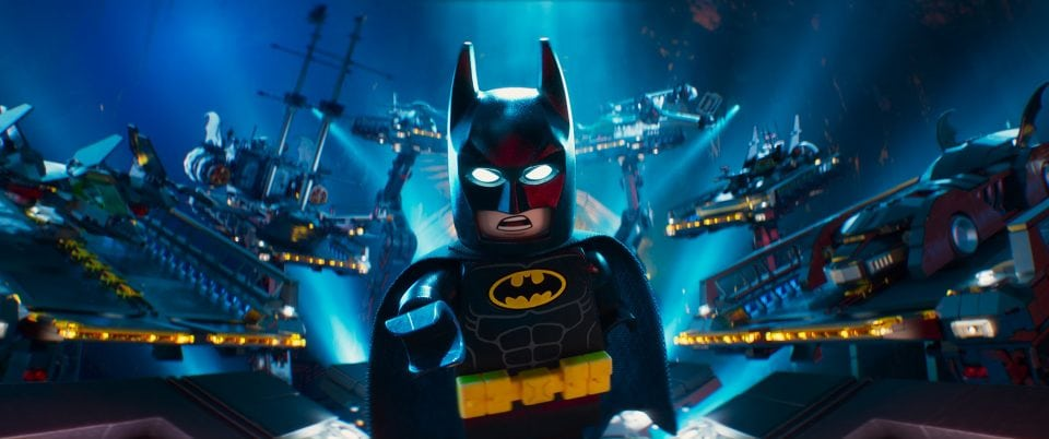 LEGO Batman movie recensie