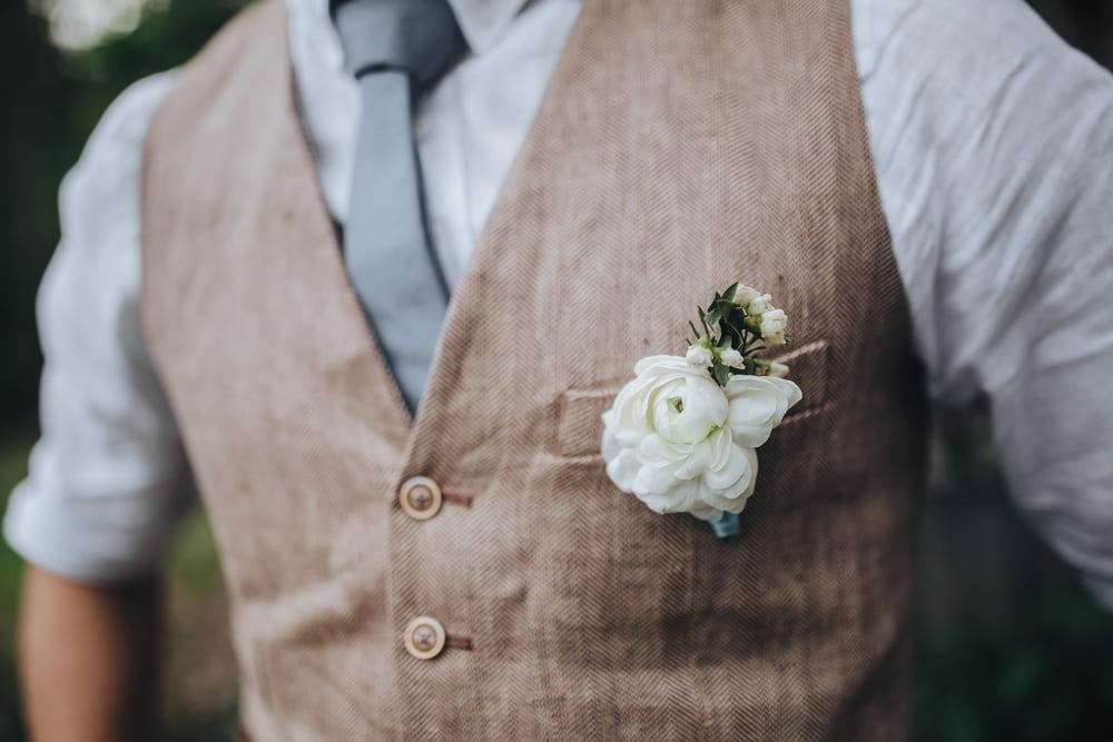 Check-list voor de bruidegom