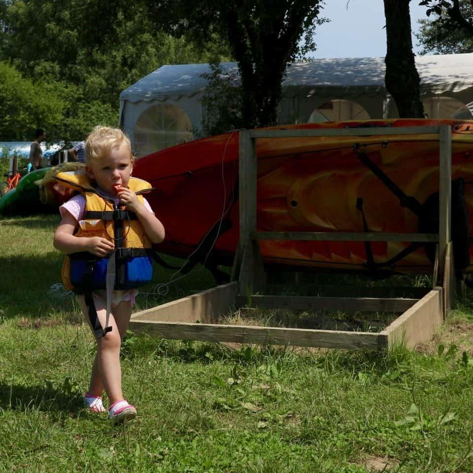 Camping Le Ty Nadan, Bretagne, Locunole, Frankrijk