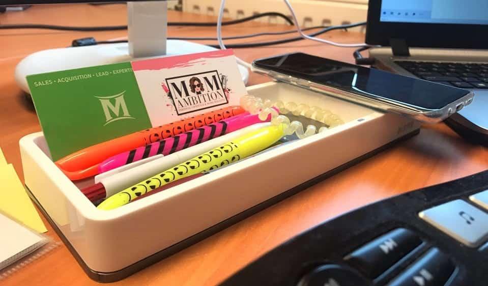 WOW Desk Organizer van Leitz