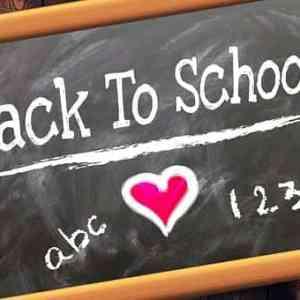 Back to school | nieuwe ronde, nieuwe kansen