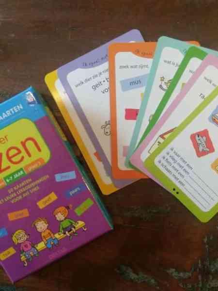 Educatief speelgoed – je kind in groep 3