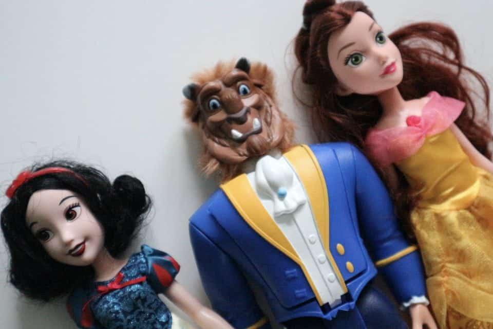 Disney Princess Sneeuwwitje pop review