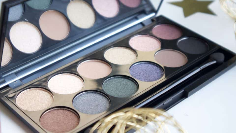 review Sleek Storm Palette Sleek I Divine Palette Storm Looks Sleek Birthday Suit