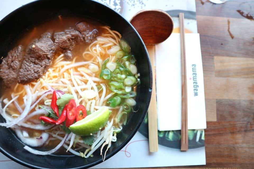 Wagamama Snack Tag | Ramen Noodles, Nacho's of een dikke vette burger? Momambition.nl