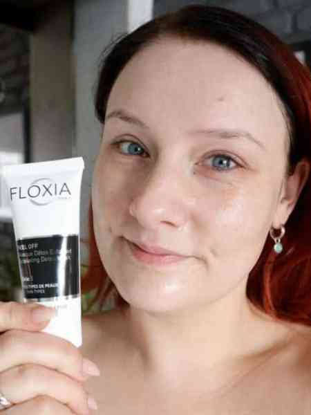 Mask Monday | FLOXIA exfoliating detox masker