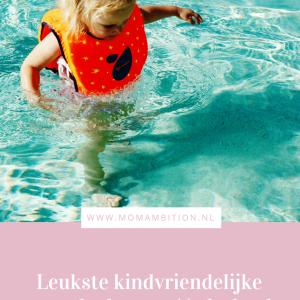 10 x De leukste (subtropische) kindvriendelijke zwembaden in NL