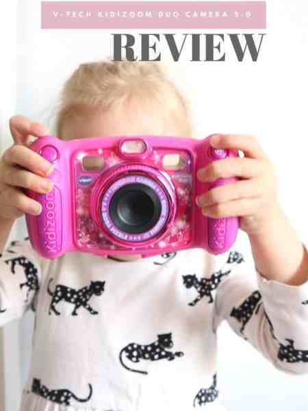 Review | Roze V-tech Kidizoom Duo camera 5.0