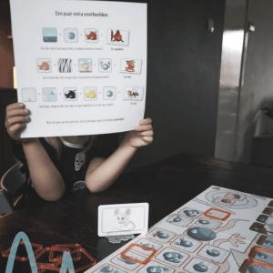 Concept Kids Dieren : hét coöperatieve bordspel