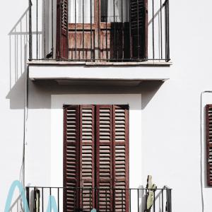 6x een groots gevoel met een klein balkon