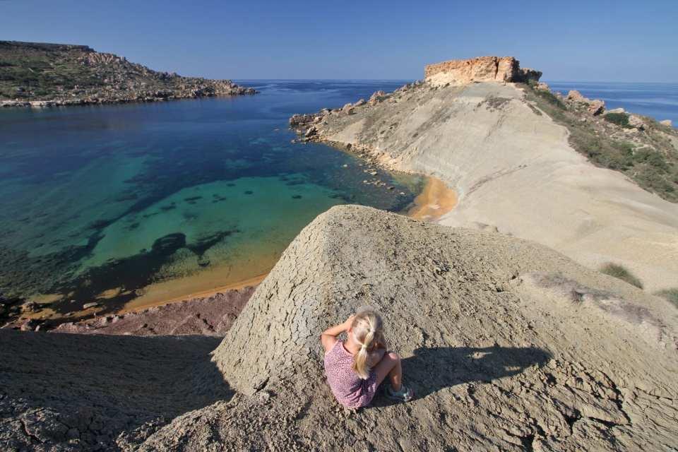 Gnejna Bay Malta momambition.nl