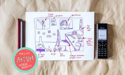 Art Up! – Werde kreativ #5